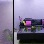 Tadelakt - Murs de salon