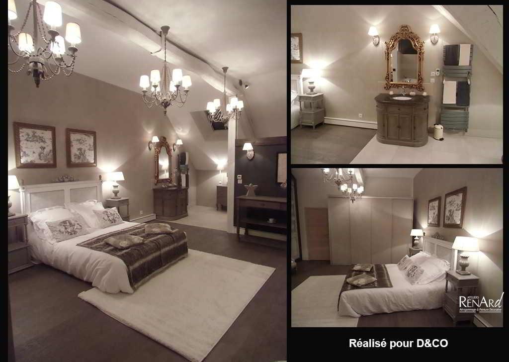 peinture et enduit d coratif galeries photos ateliers renard. Black Bedroom Furniture Sets. Home Design Ideas