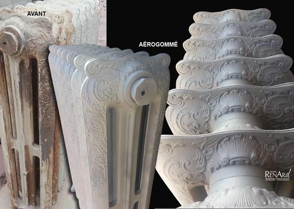 vieux radiateur en fonte cool montage de robinets sur les radiateurs with vieux radiateur en. Black Bedroom Furniture Sets. Home Design Ideas