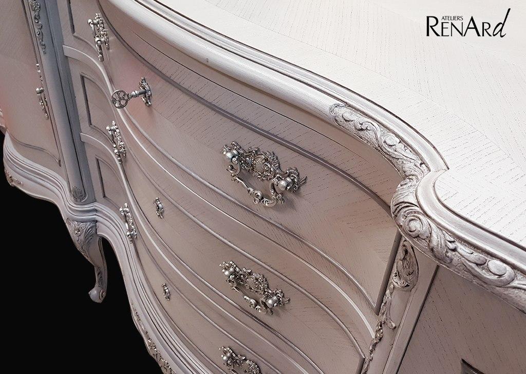 relooking meubles galeries photos par les ateliers renard. Black Bedroom Furniture Sets. Home Design Ideas