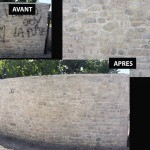 nettoyer enlever graffitis tags