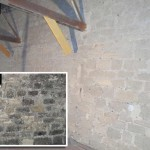 Nettoyage mur en pierre