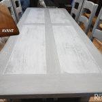 relooking patine usée 2 gris