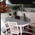 meubles de salle à manger modernisés