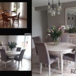 peinture décorative relooking de meuble